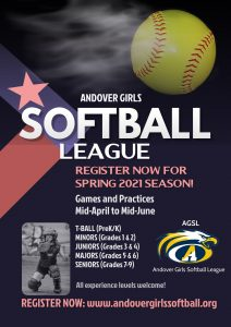 Register for Softball